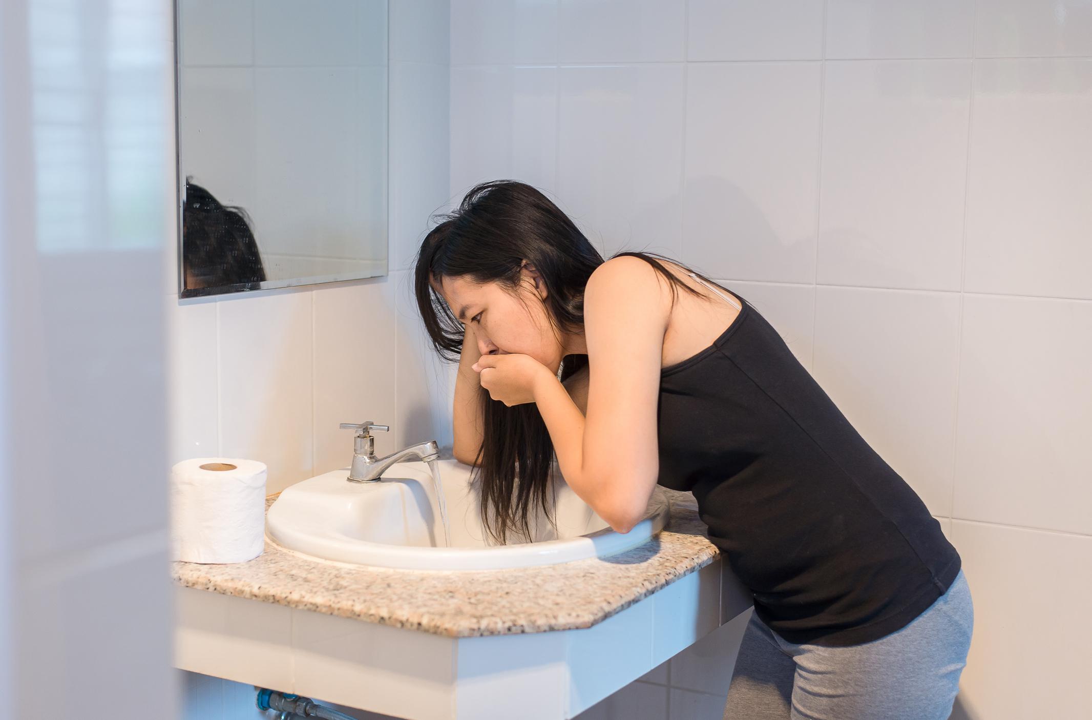 first-trimester-morning-sickness