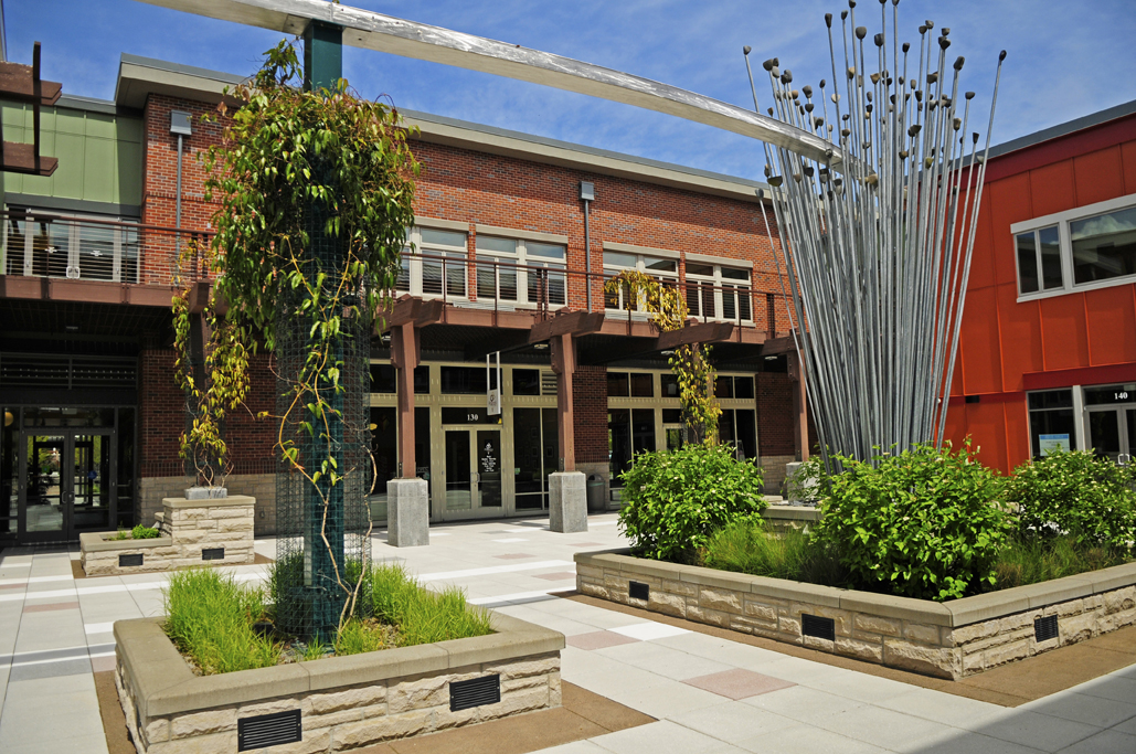 Washougal Town Square Stormwater