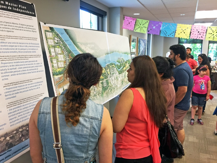 Independence Parks Master Plan