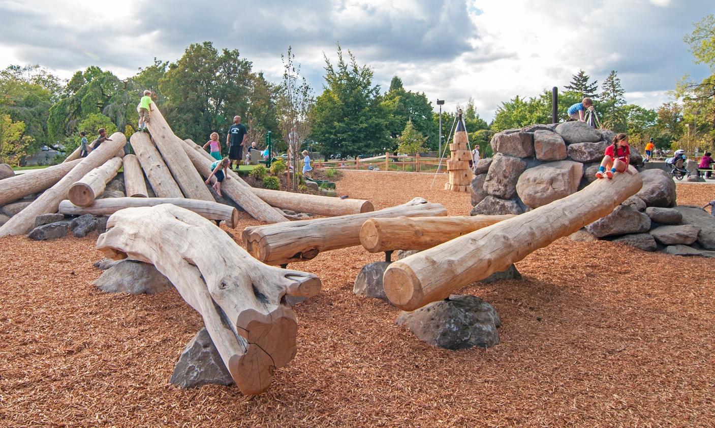 Parks +Open Spaces -