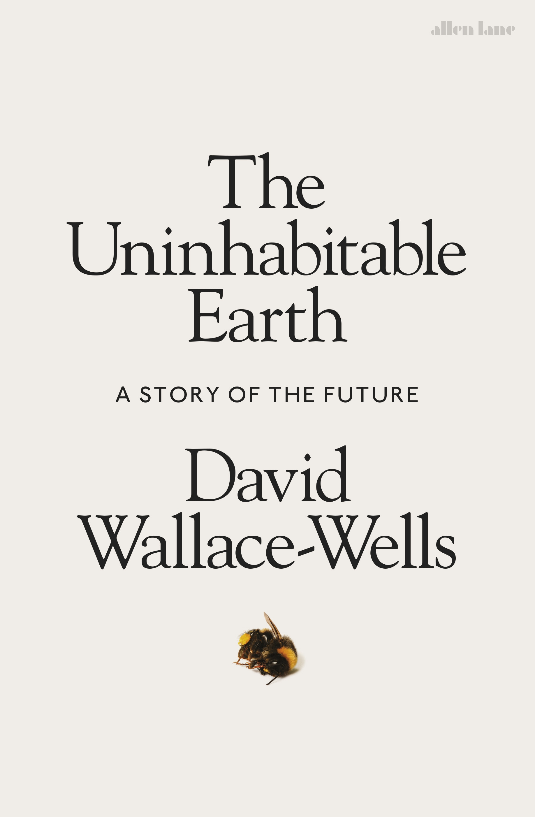 "The Uninhabitable Earth: Life After Warming - by David Wallace-Wells""There's lots of books focused on how we can understand and think about climate change. This one connects with how we can feel about it, fully absorb what it means for our life and the planet, and perhaps inspire us to develop the courage to act with passion and purpose.""- Jason King, Associate Principal, Landscape Architect"