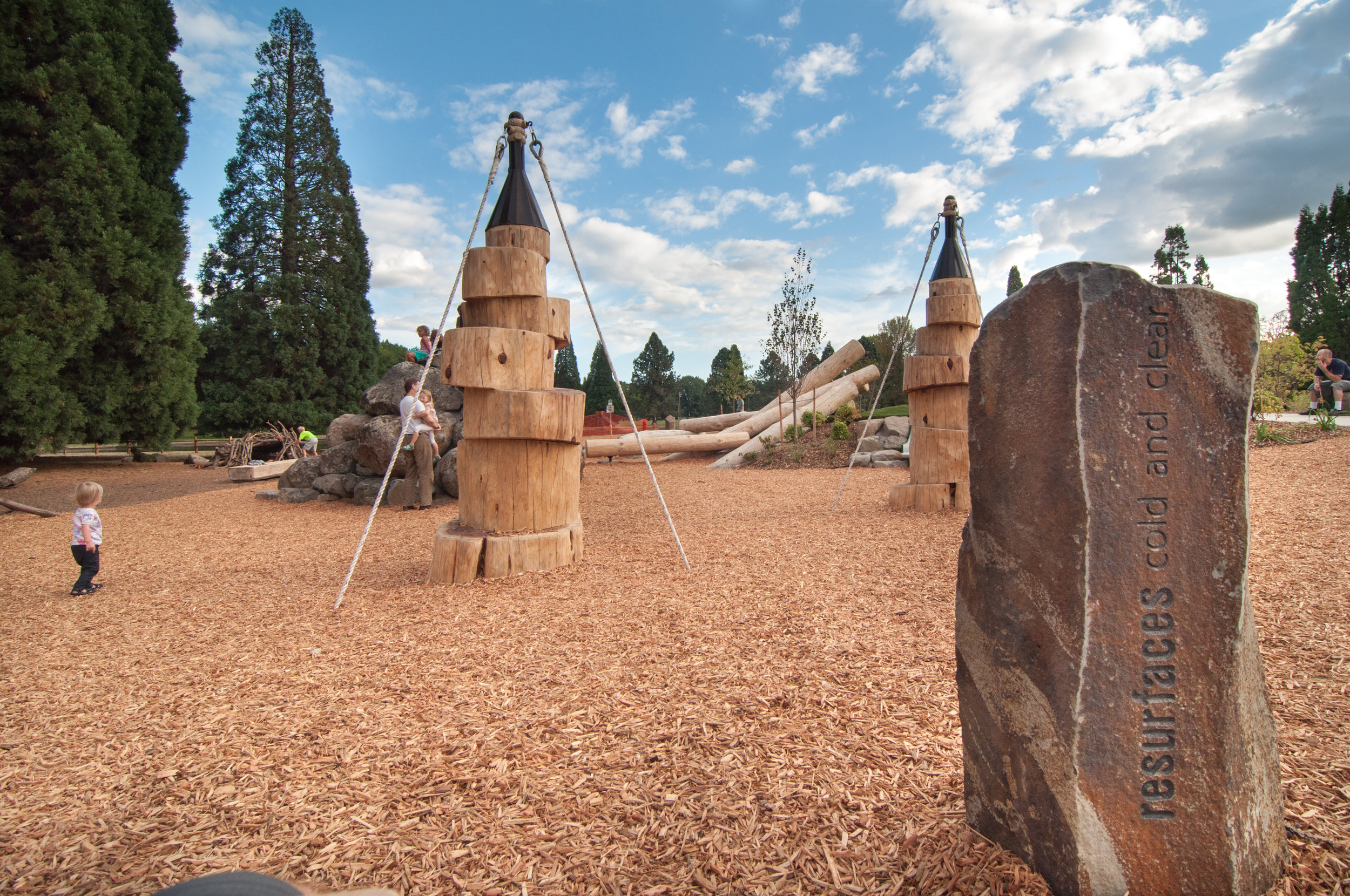 Westmoreland Park Nature Play Area