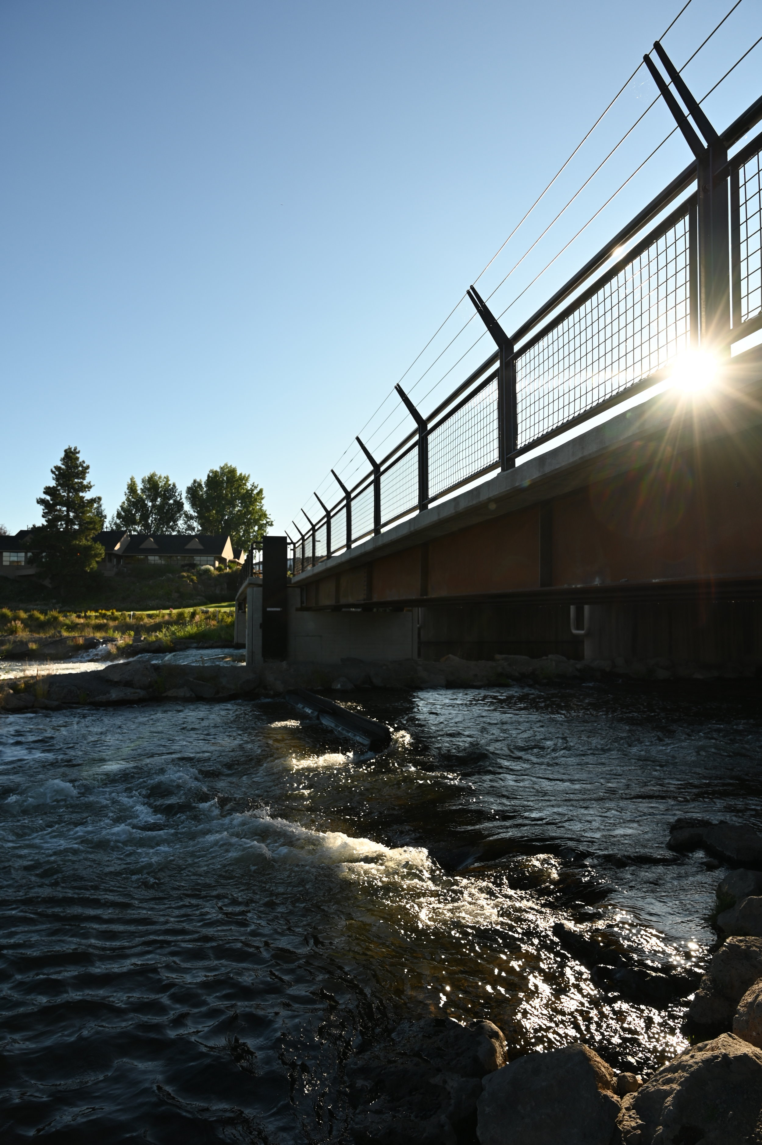 Bend_pedestrian_bridge_whitewater_park_sunset.JPG