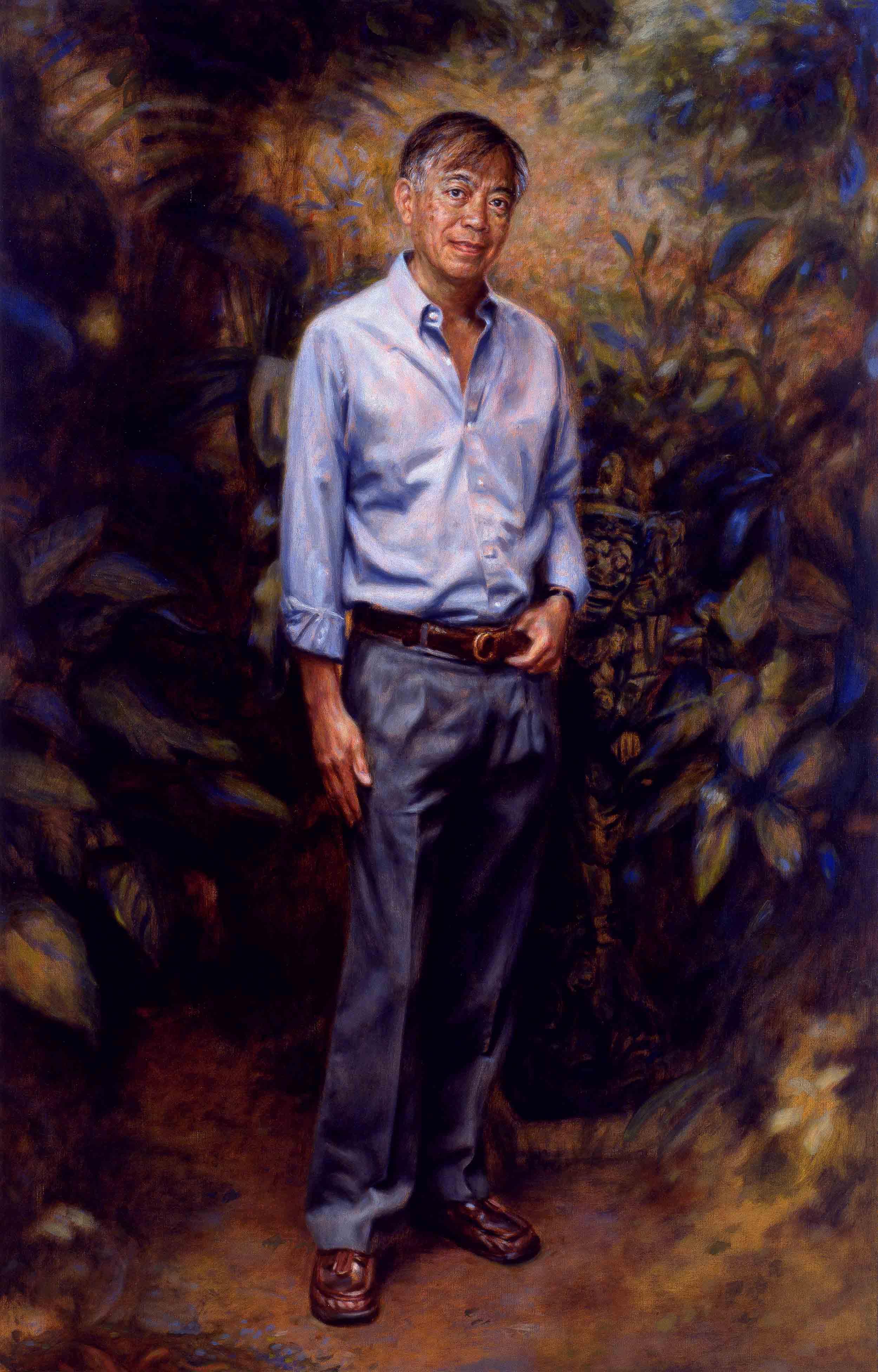 Dr John Yu (2000)