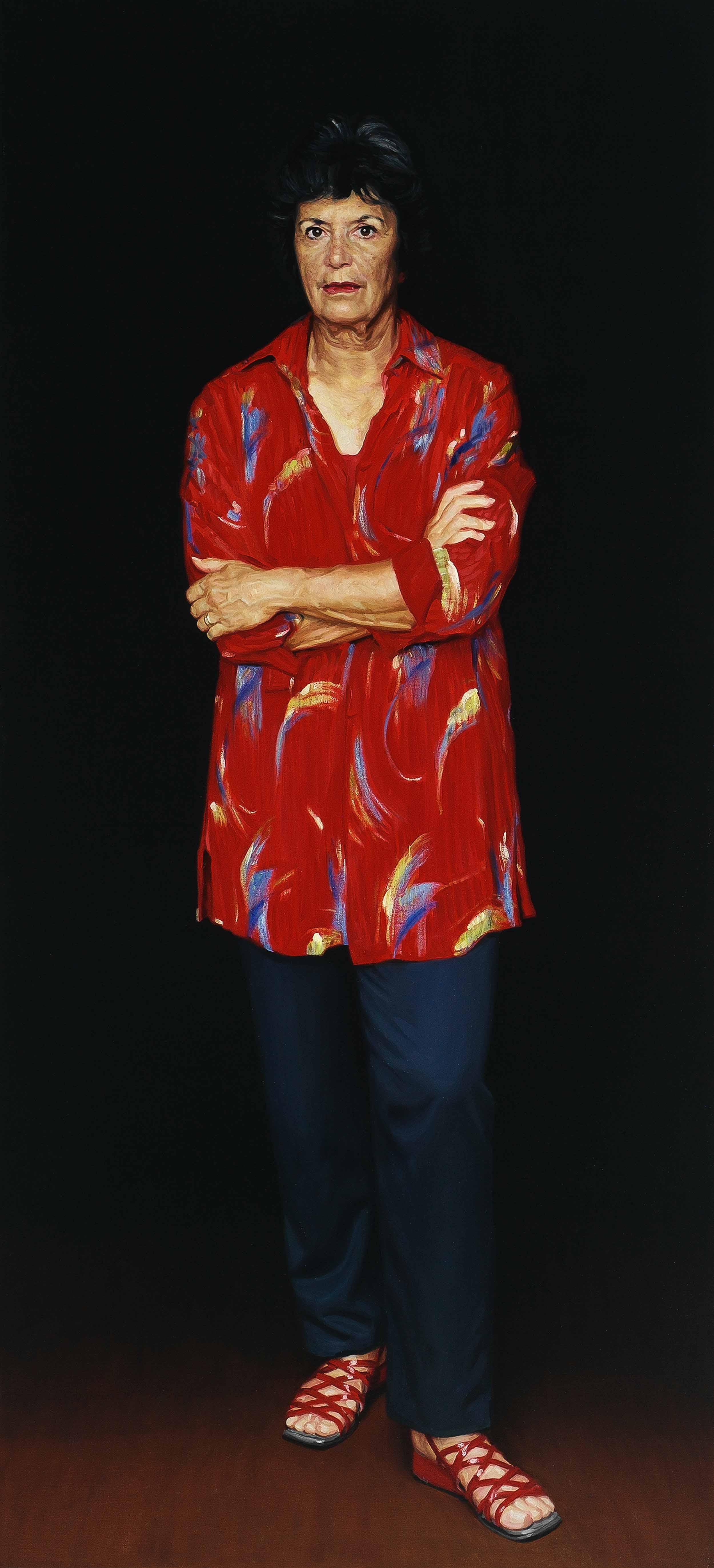 Pat O'Shane (2004)