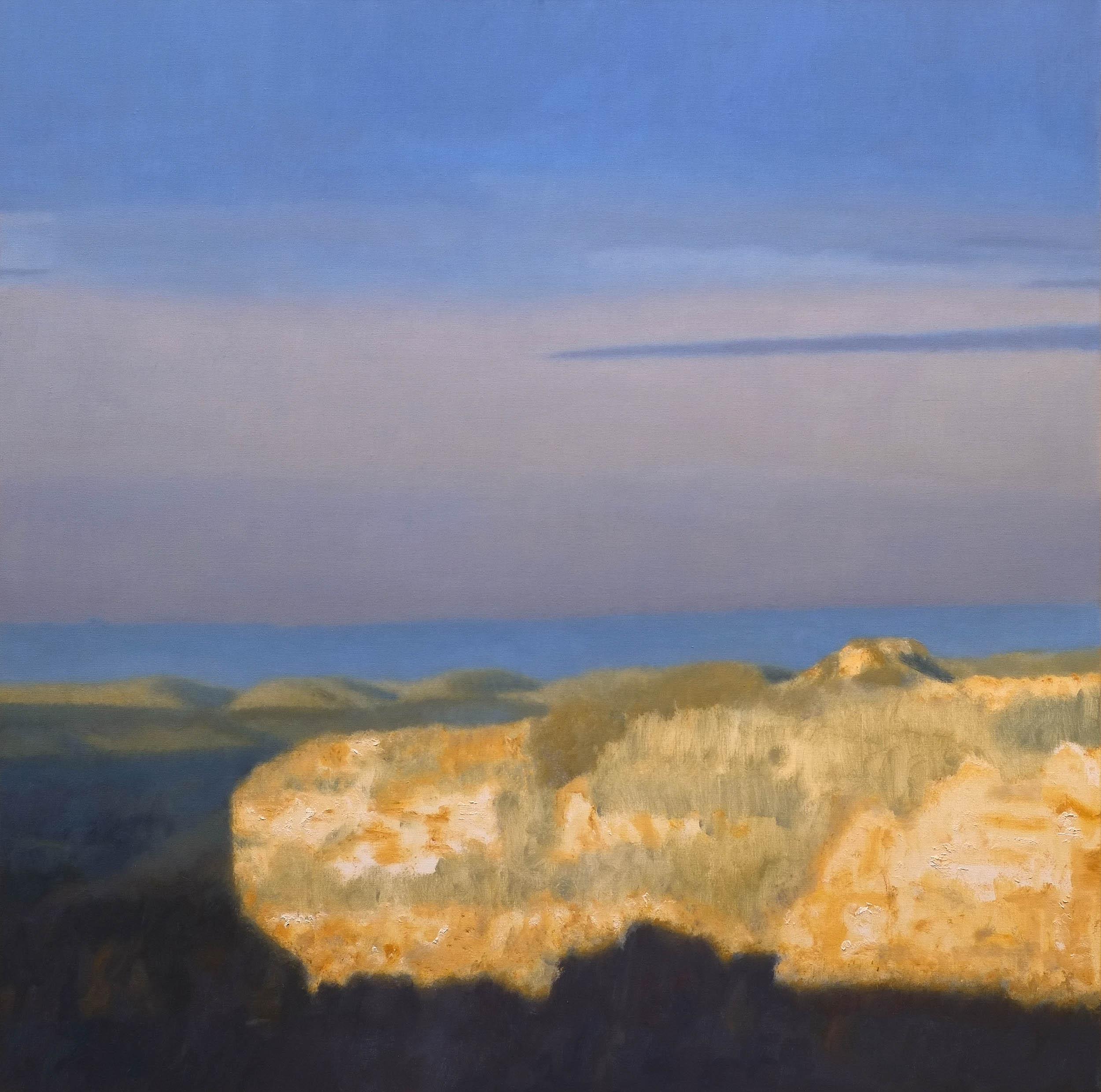 Grose Gold on Blue (2016)