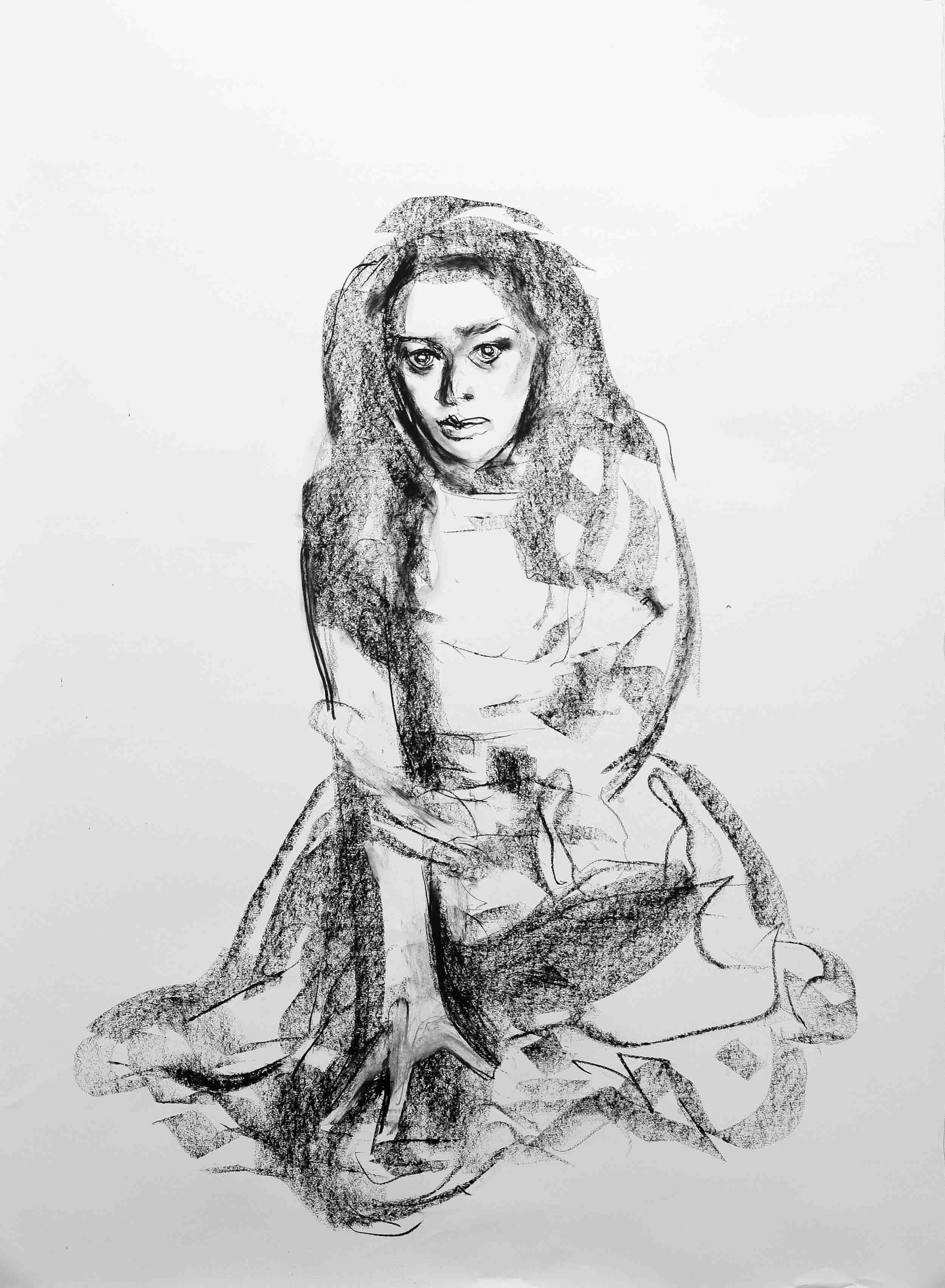 Study for Lady Macbeth (2015)