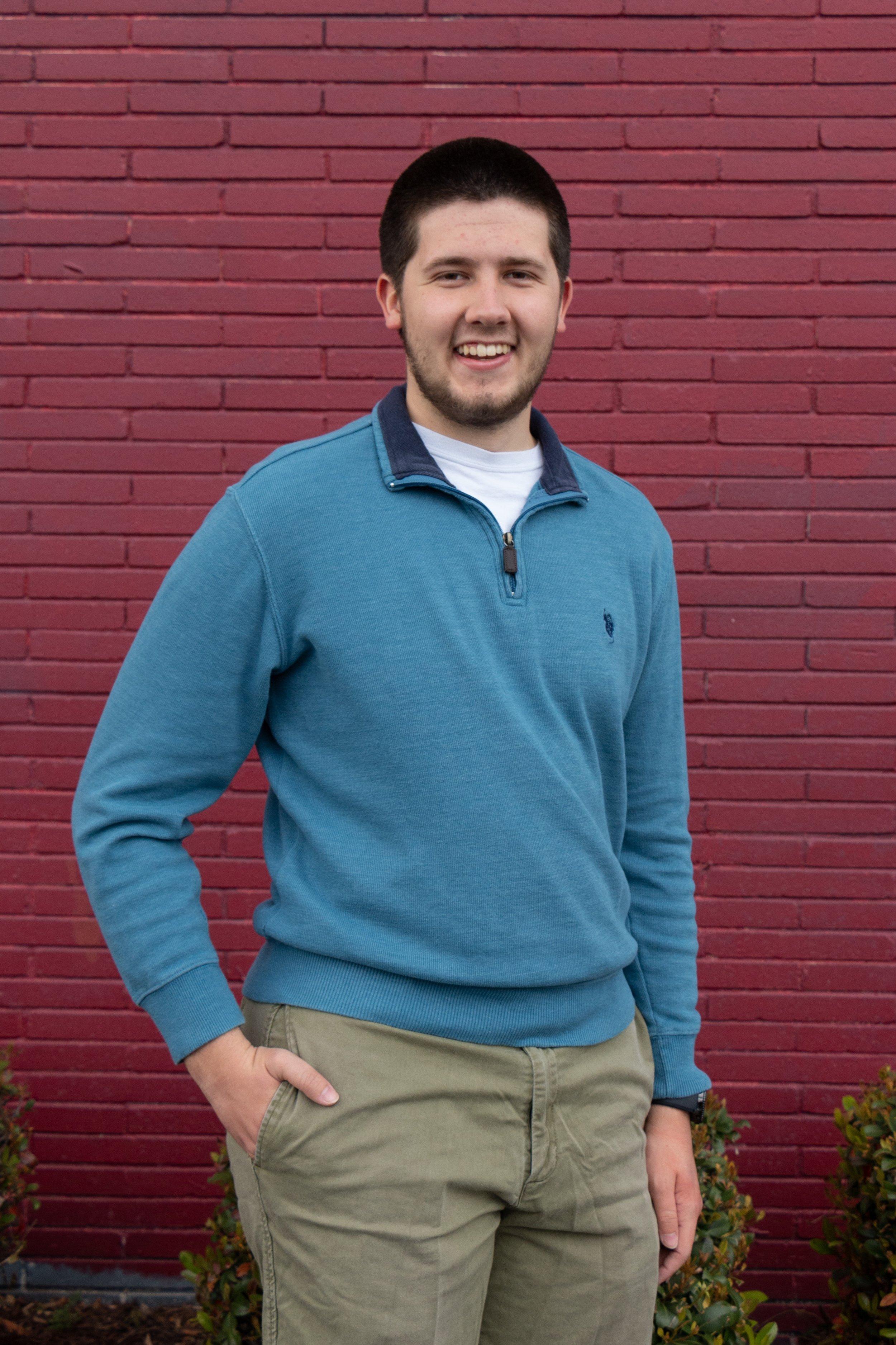 SAM SIMS - Position: Freshman LeaderHometown: Lugoff, SCYear: SophomoreMajor: History
