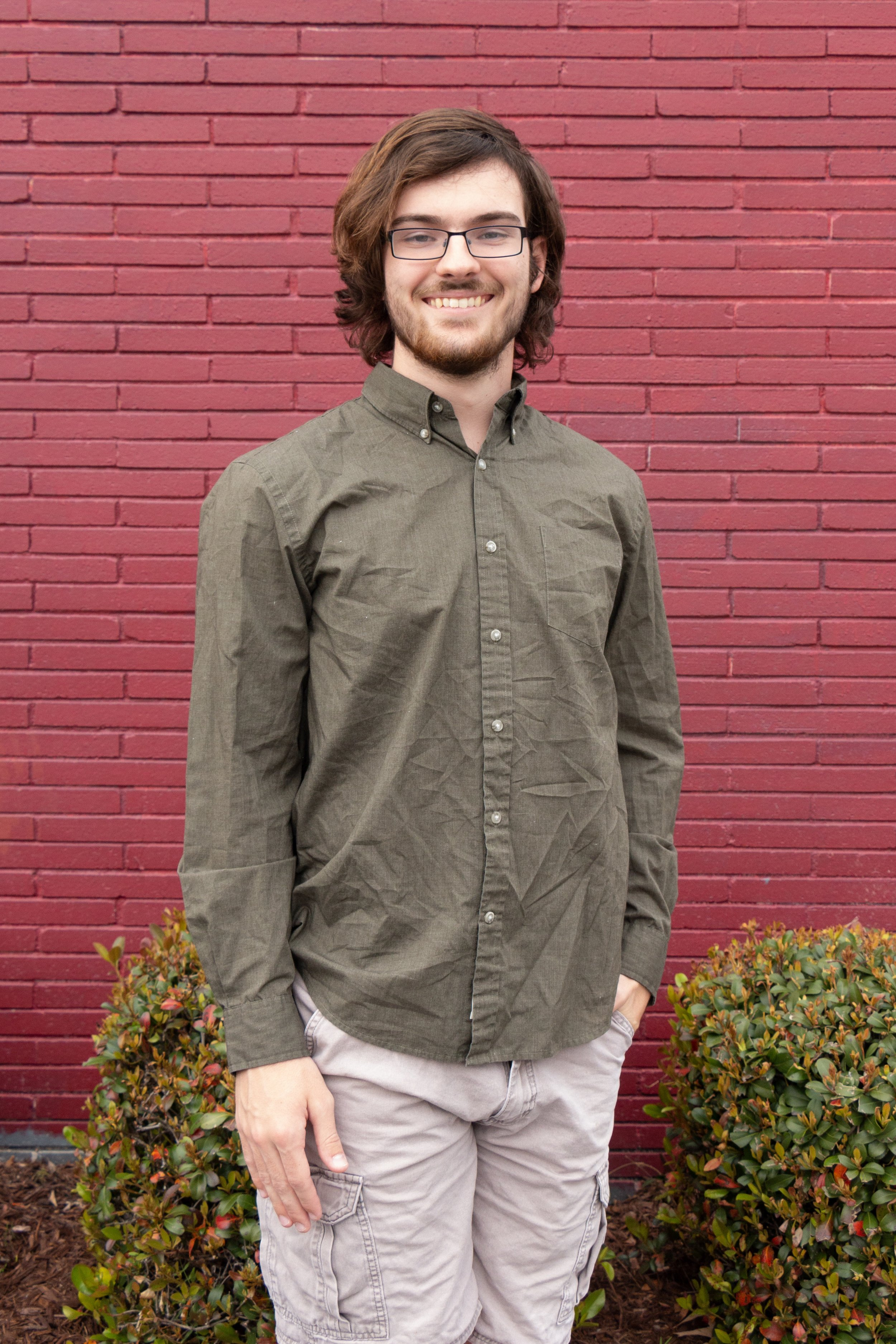 ALEX THOMPSON - Position: Prayer LeaderHometown: Lugoff, SCYear: SophomoreMajor: Electrical Engineering