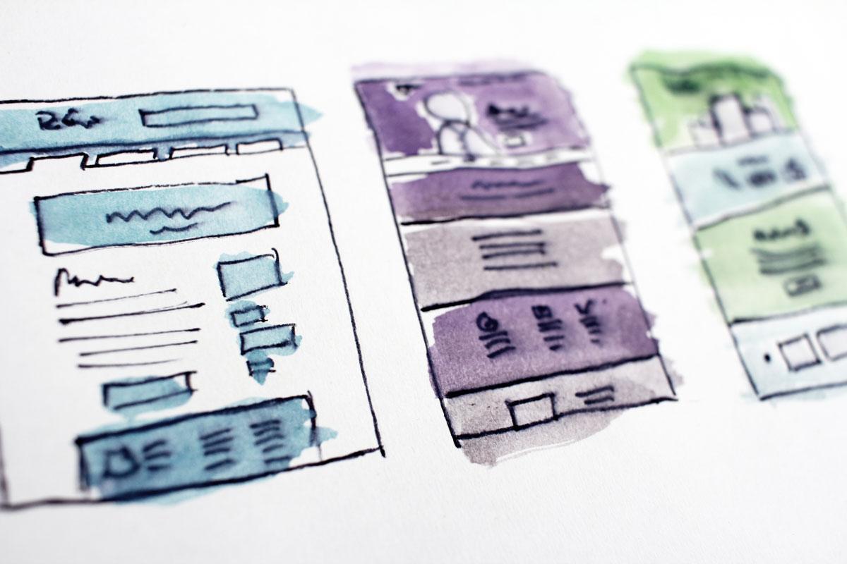 ただ制作するだけではなく訴求力のあるストーリー作りからご提案 - ホームページを見る人に、製品やサービスの良さを分かってもらうためには、ただコンテンツを掲載するだけではなく、訴求力のあるストーリー作りが欠かせません。本パッケージでは、打ち合わせで制作対象のホームページの目的をしっかりヒアリングさせていただいた上で、過去の豊富な制作経験をもとに、見る人に伝わるストーリー作り、ページ構成をご提案させていただきます。なんの脈略も無くたくさんのコンテンツを掲載するだけのホームページとはパワーが違います。