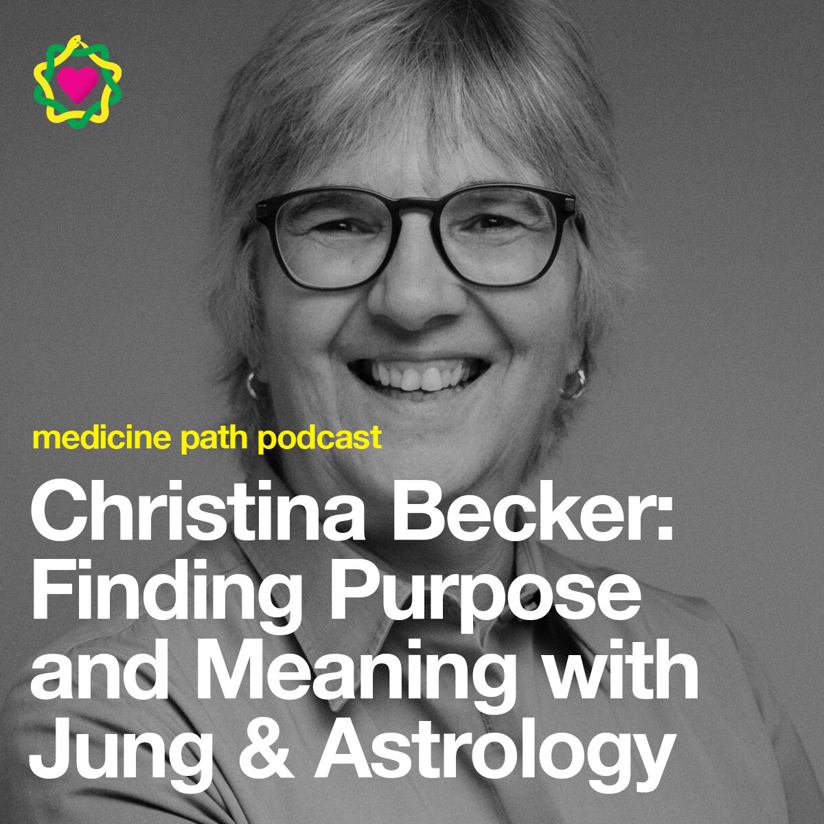 MPP68 Finding Purpose and Meaning with Jung & Astrology: Christina Becker