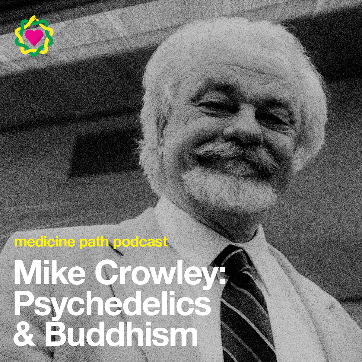 MPP73 Mike Crowley: Psychedelics & Buddhism
