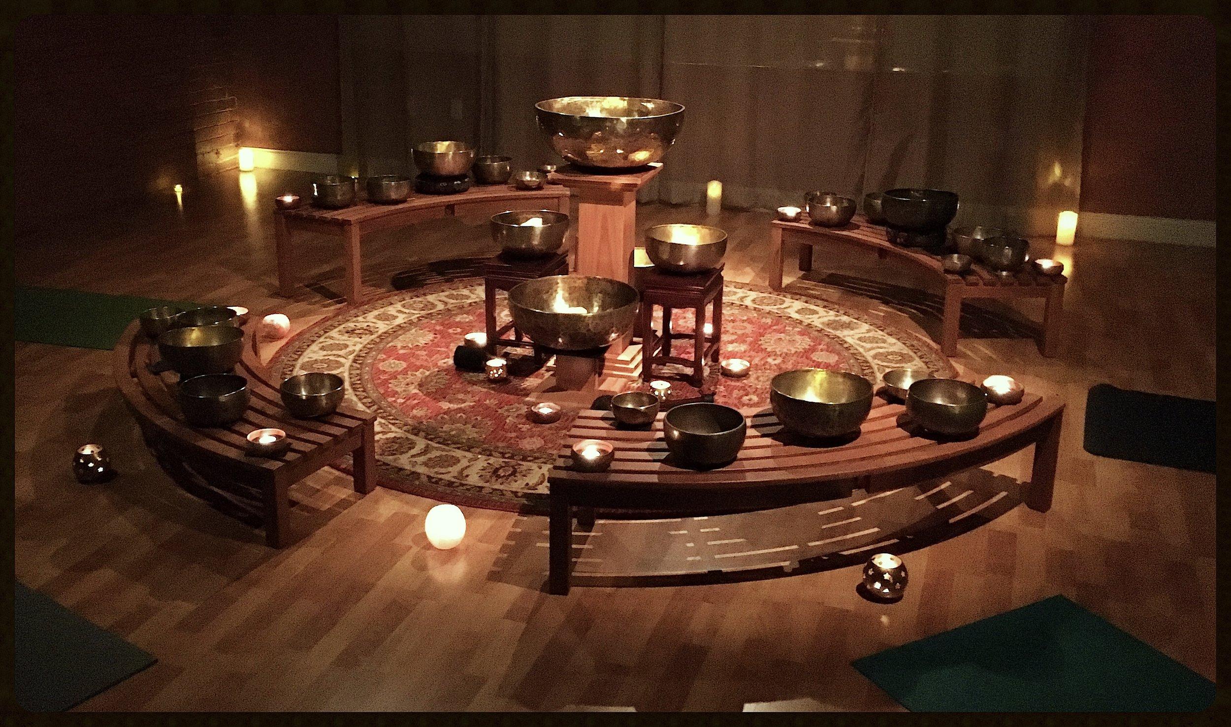 Himalayan Bowl Sound Bath Meditation