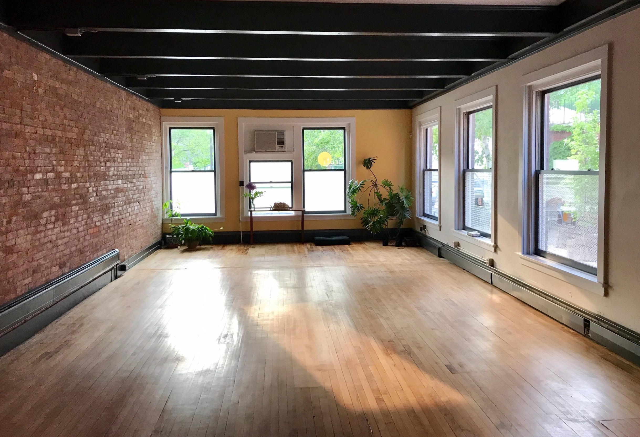 STUDIO RENTALS - Our centrally located, fun, bright space is available to rent for your classes, workshops, trainings, private events, dance, music, show, consultation, private class...