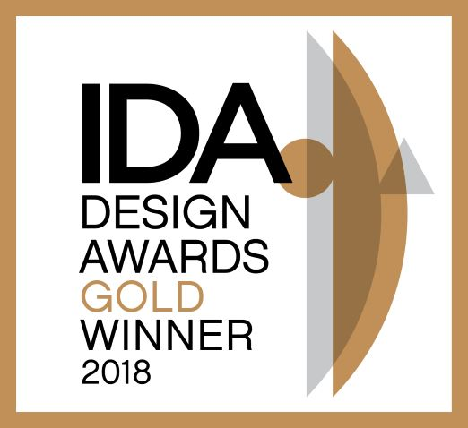 """February 2019: Gold Winner – International Design Awards - Architecture Category (New Residential Building)   The International Design Awards (IDA) exist to recognise, celebrate and promote legendary design visionaries and to uncover emerging talent in architecture, interior, product, graphic, and fashion design.  The IDA organisers believe that  """"great architecture is about creating a lasting design that will remain for generations, inspiring people and enriching lives. Innovative buildings can help redesign the way we live our lives for the better and enable us to make the most of the space we have""""."""