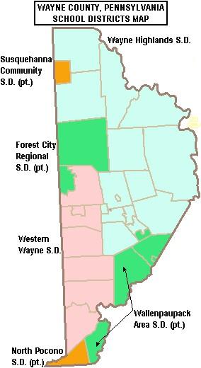 Wayne County School District Map.jpg