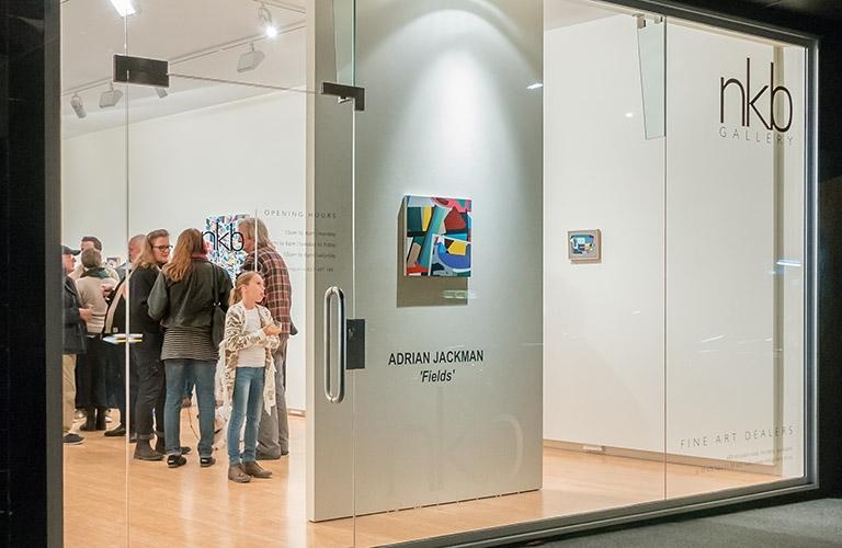Fields opening. Photo courtesy of artsdiary.co.nz