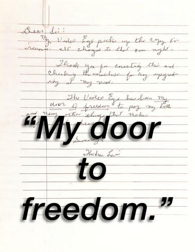 01 My door to freedom; thumbnail.jpg