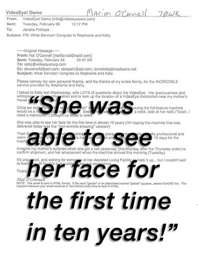 11 She was able to see her face for the first time in ten years!; thumbnail.jpg