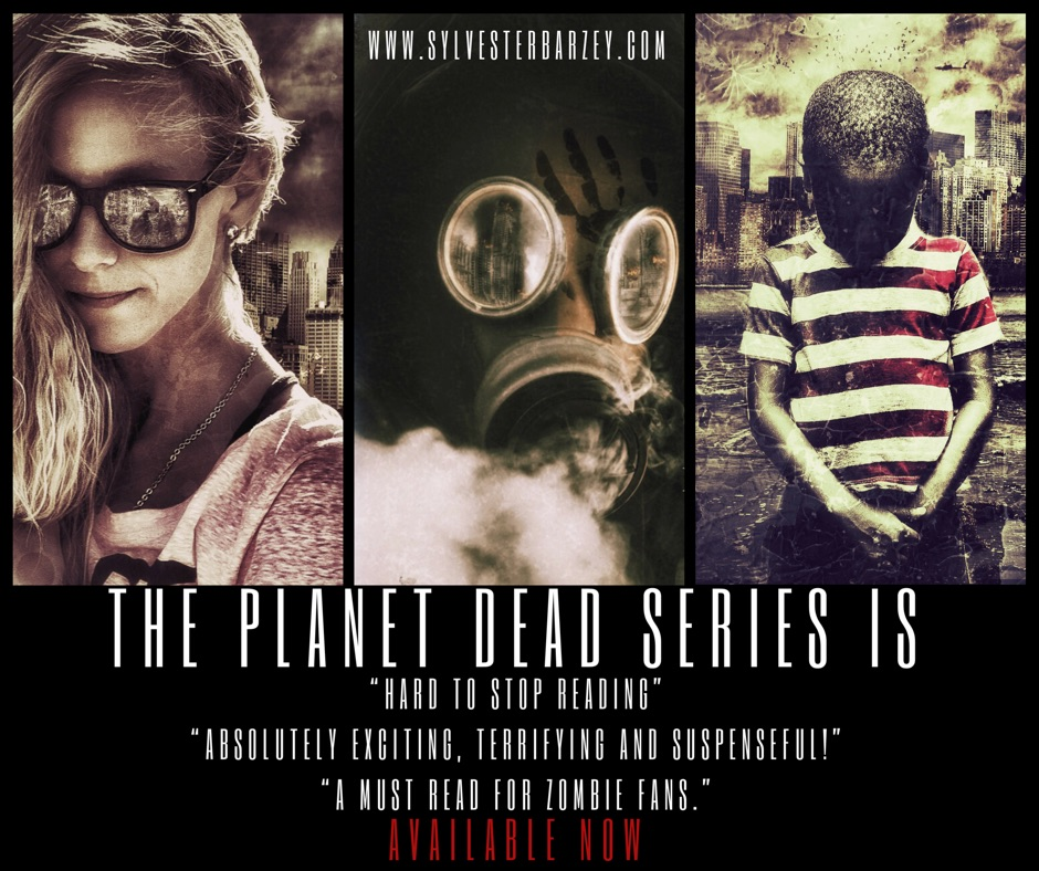 The world of Planet Dead isn't just confined to books. Checkout the Planet Dead section for the website for short stories, character bios and more.  Click Here