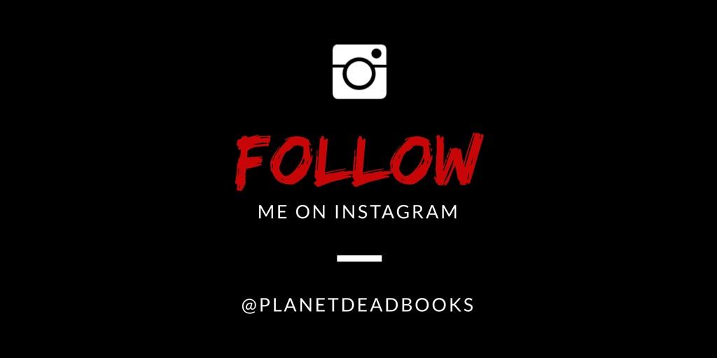 Follow Planet Dead on Instagram  @planetdeadbooks