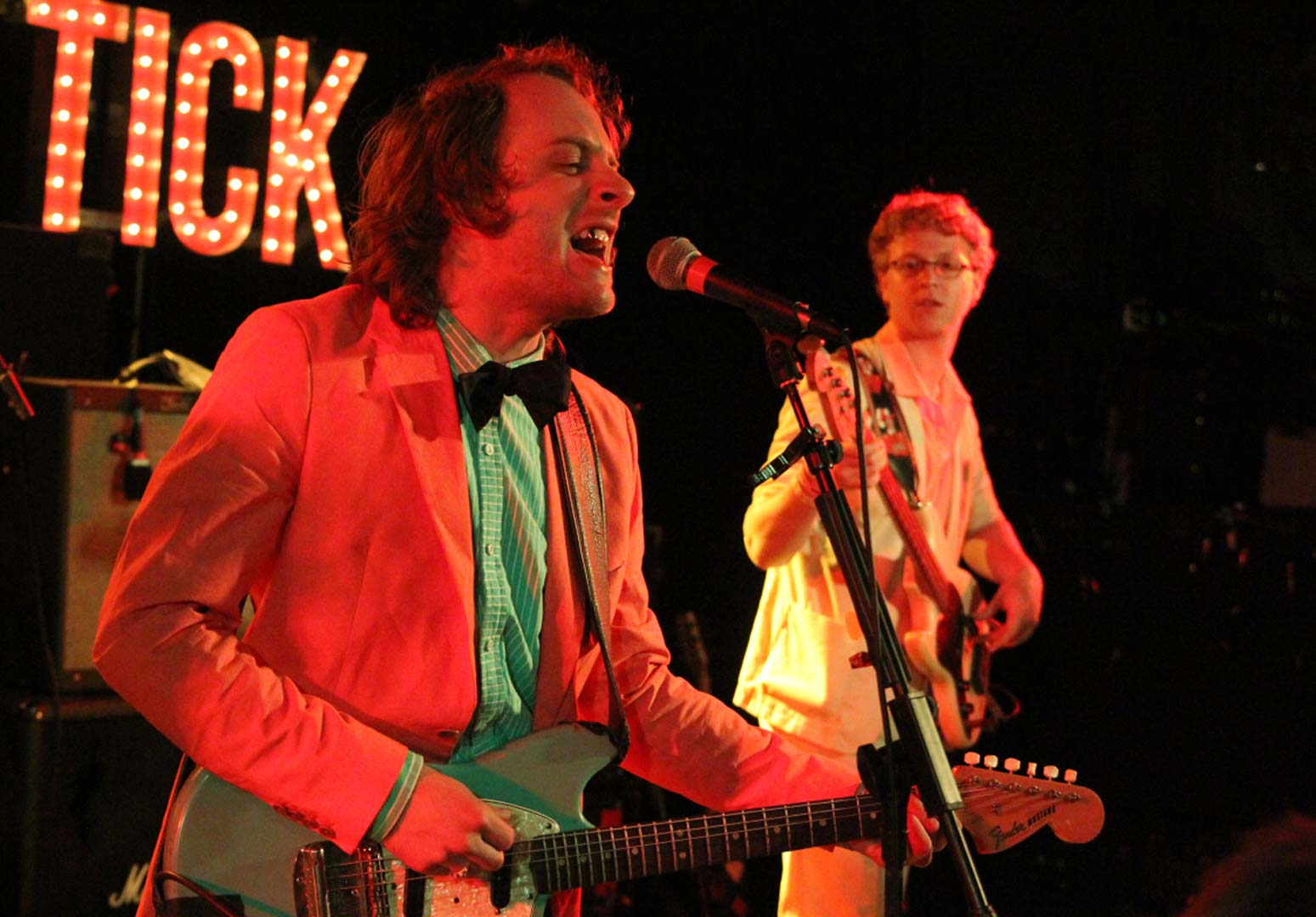 Deer Tick - Fronted by iconic talent John McCauley,Deer Tick is an alternative rock band hailing from Providence, Rhode Island. APS Mastering was present at the dawn of the groups illustrious career, mastering their first two critically acclaimed albums War Elephant and Born on Flag Day.