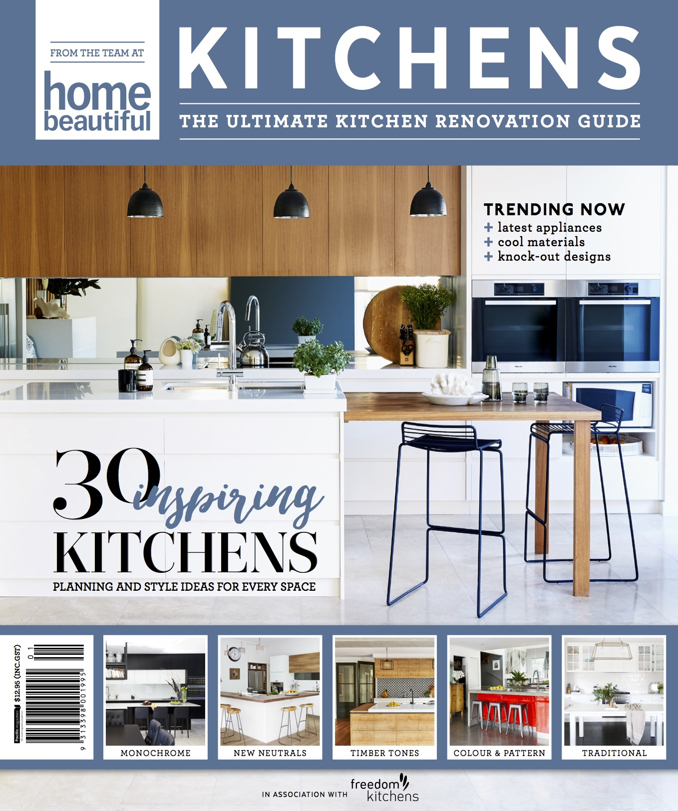 Home Beautiful | Kitchens