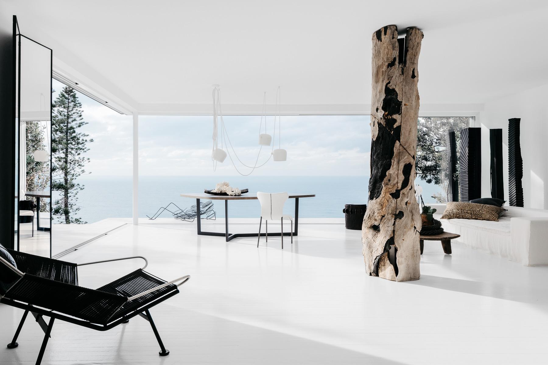 Designer: Pamela Makin@Les Interieurs Photographer: Felix Forrest.
