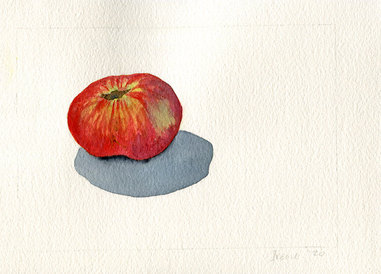 """Irene"" apple"