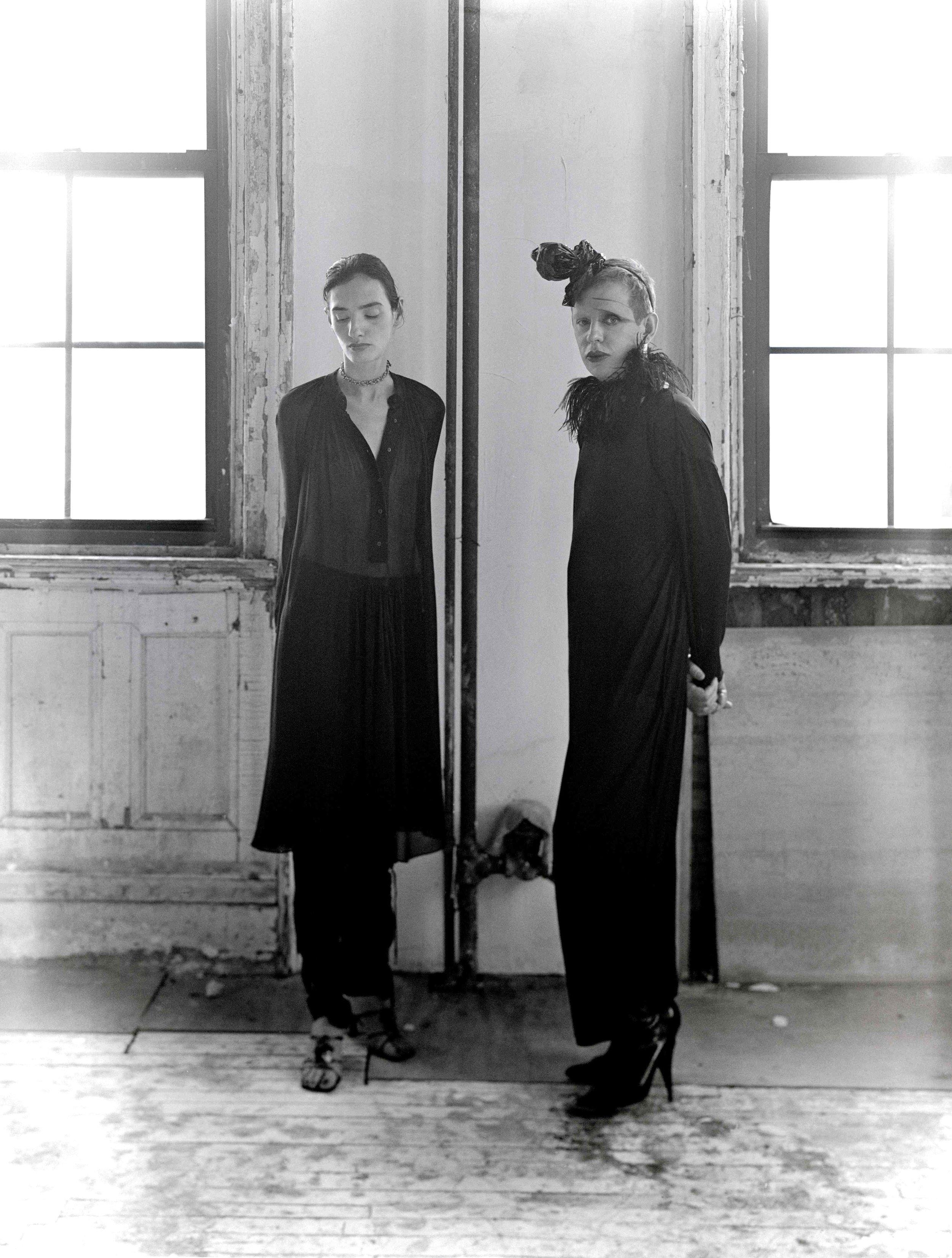 Kenny Kenny & Sabrina, NYC 2004.jpg