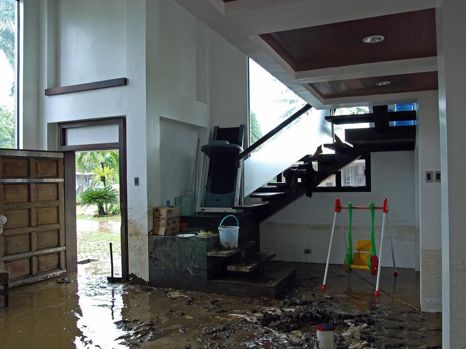 Water Damage -