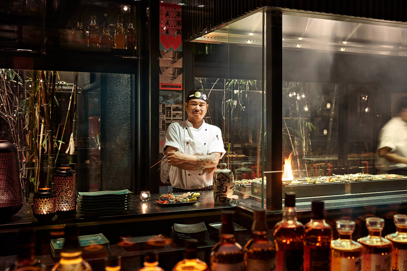 QT-Gold-Coast-Yamagen-Chef-and-plate.jpg