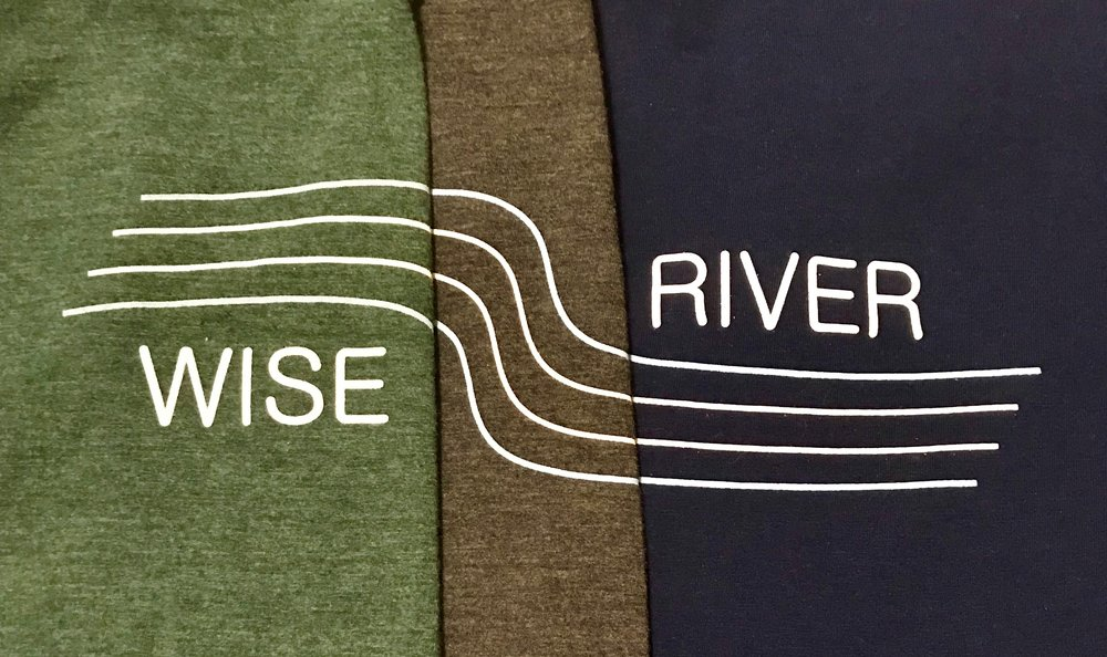 Our Tees are made from a 50/50 blend of Organic Cotton and Recycled Polyester from discarded plastic bottles.