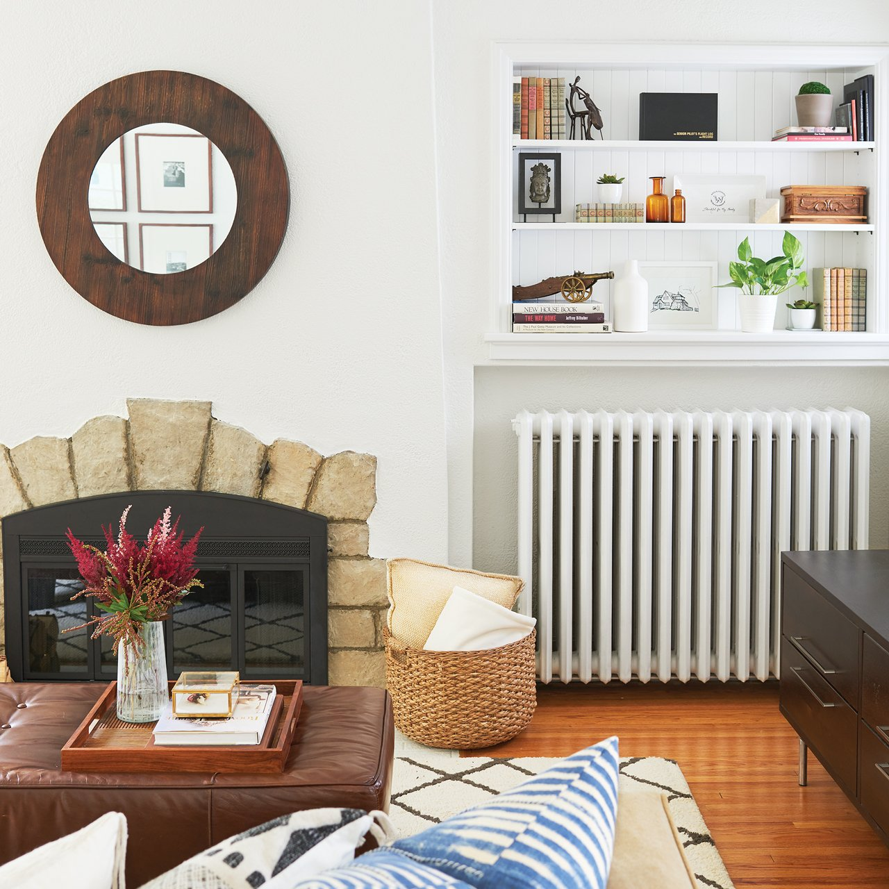 MSP Mag: Home Tour: A Tudor Renovation, Before and After