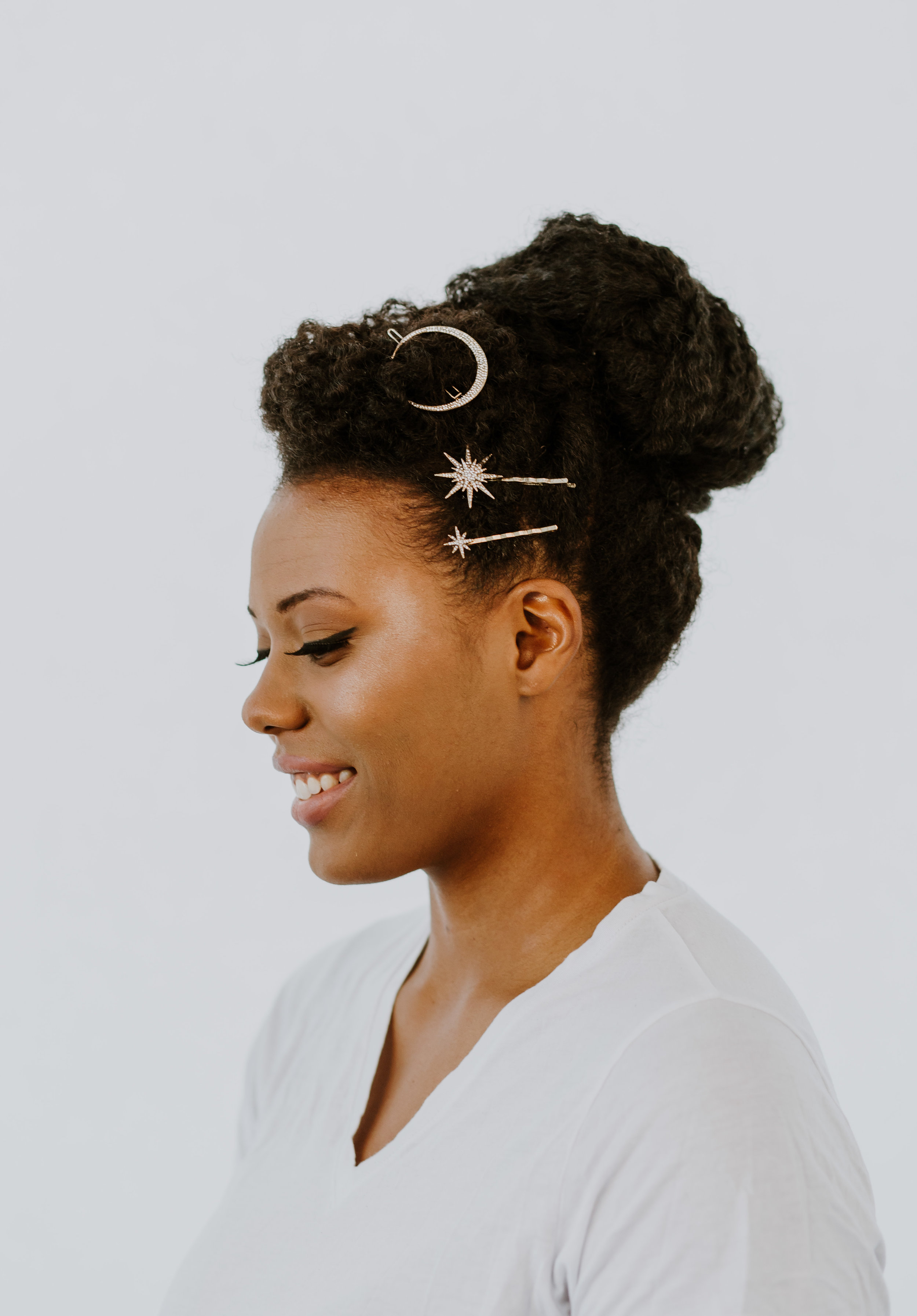 TGC x Amtu Hair Tools - I had the pleasure of being a hair model for their amazing accessories. Check them out at @amtuhairtools on IG for more of my looks!