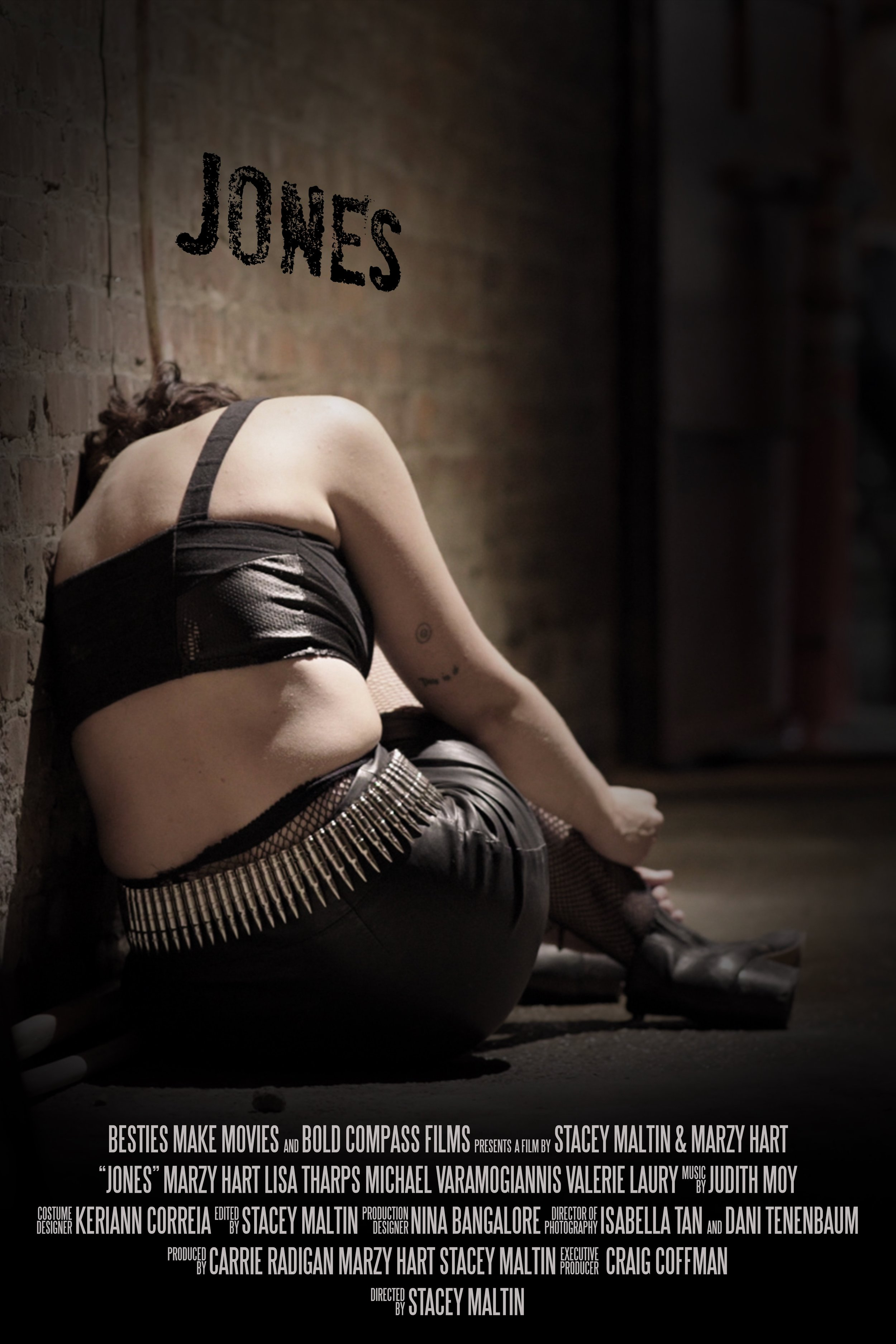 """""""Jones"""" - """"Jones"""" (starring and written by Marzy Hart), is a very honest short film about a young woman's (Jones) journey of breaking her alcohol addiction and getting help. It has been reported that over 10 million young Americans need treatment for addictions, and a lot of us just aren't getting the help. Whether it's stigma, self-doubt, funding, or just straight up denial, we just aren't asking for help.The synopsis for Jones is: """"Having fallen under alcohol's magic, Jones decides to break the curse and get her life back on track. Every minute feels like torture."""" And every minute does feel like torture, at least at first. There was a line in the film that shook me to my core: """"The more days you get, the more you'll realize about yourself, and what you're hiding from. You're not going to like everything that comes to you.""""""""Jones"""" stars Marzy Hart, who also wrote the script and produced it- along with Stacey Maltin, and Carrie Radigan,. It was directed by Stacey Maltin, with cinematography by Isabella Tan and Dani Tenenbaum."""