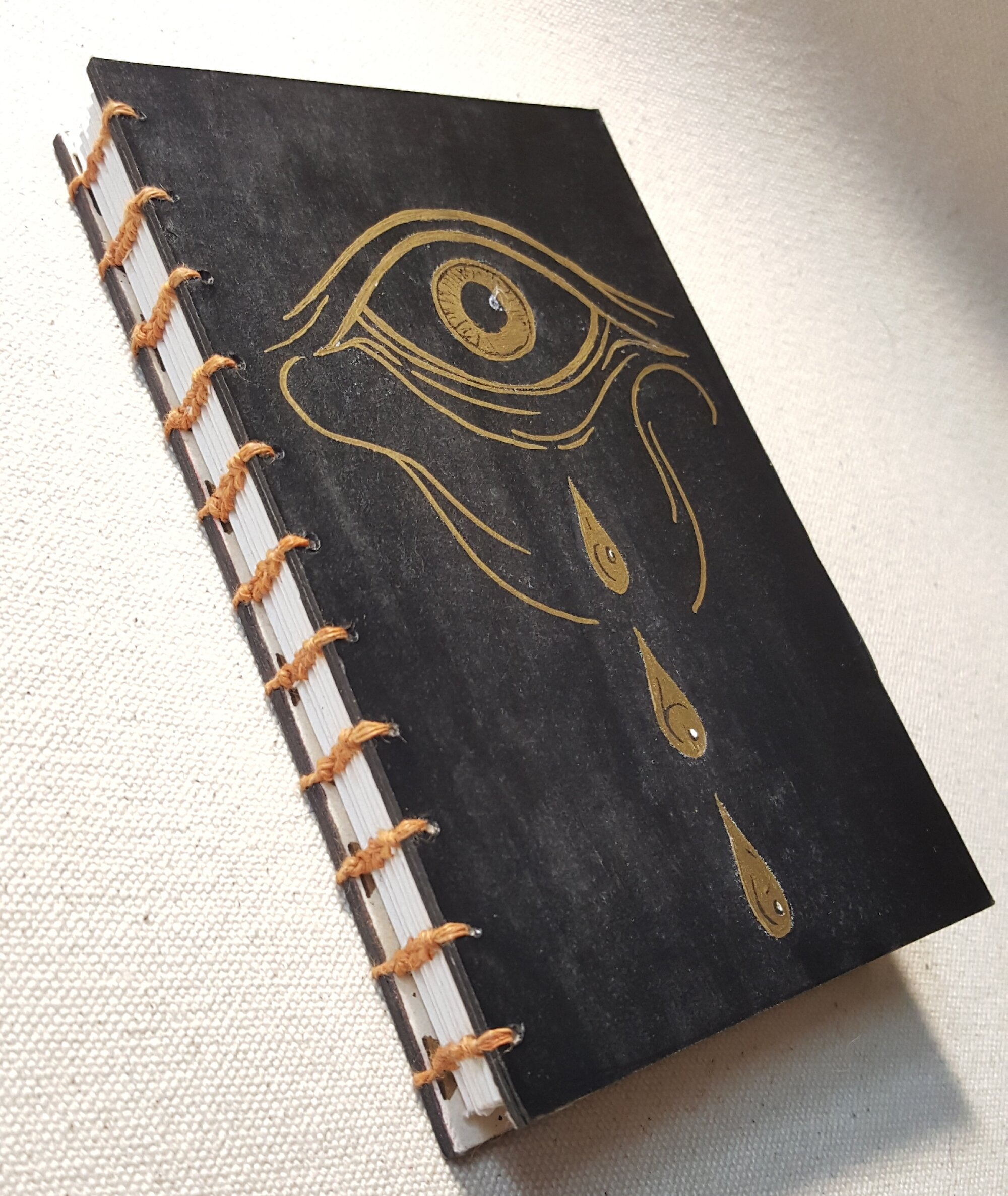Coptic Stitch Bookbinding - Sunday, October 27, 1–4 PM / Instructor: Haleigh Givens