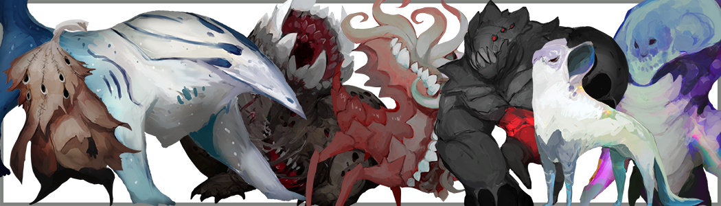 Cynthia Williams - Monster Maker - Fantasy PainterMonster Hunter Bow User - D&D Noob