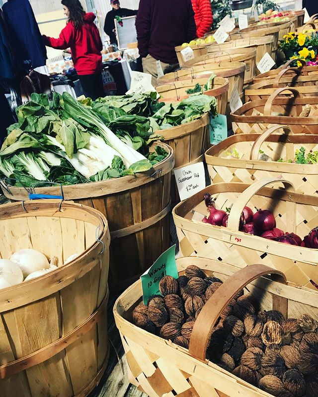 The wind isn't knocking trees over today, I've been to this amazing farmers market plus two other grocery stores - also bought a whole chicken for ten bucks aka it's a good Saturday. #vafoodie #greenbrier #roanoke #asitshouldbe #marketing #farmersmarket