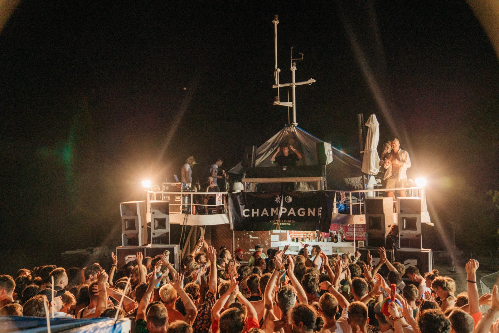 Make Me Boat Party, photo by  WIRC