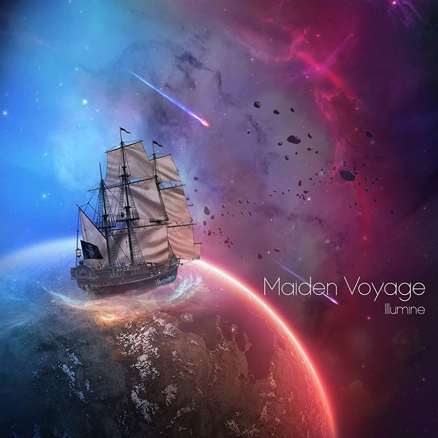Today I am very excited to announce the release of my self produced debut album, Maiden Voyage! This has been almost a year in the making and I'm so happy I can finally share it with you 😊  The link for the album is in my bio.  Special thanks to Joel Sangster for doing the awesome guitar solo on Blue Joy, and to Martina Stipan - t1na for the amazing album art!  Let me know what your favourite song is and maybe share it with a friend too! Hope you enjoy x ~ Liam // Illumine