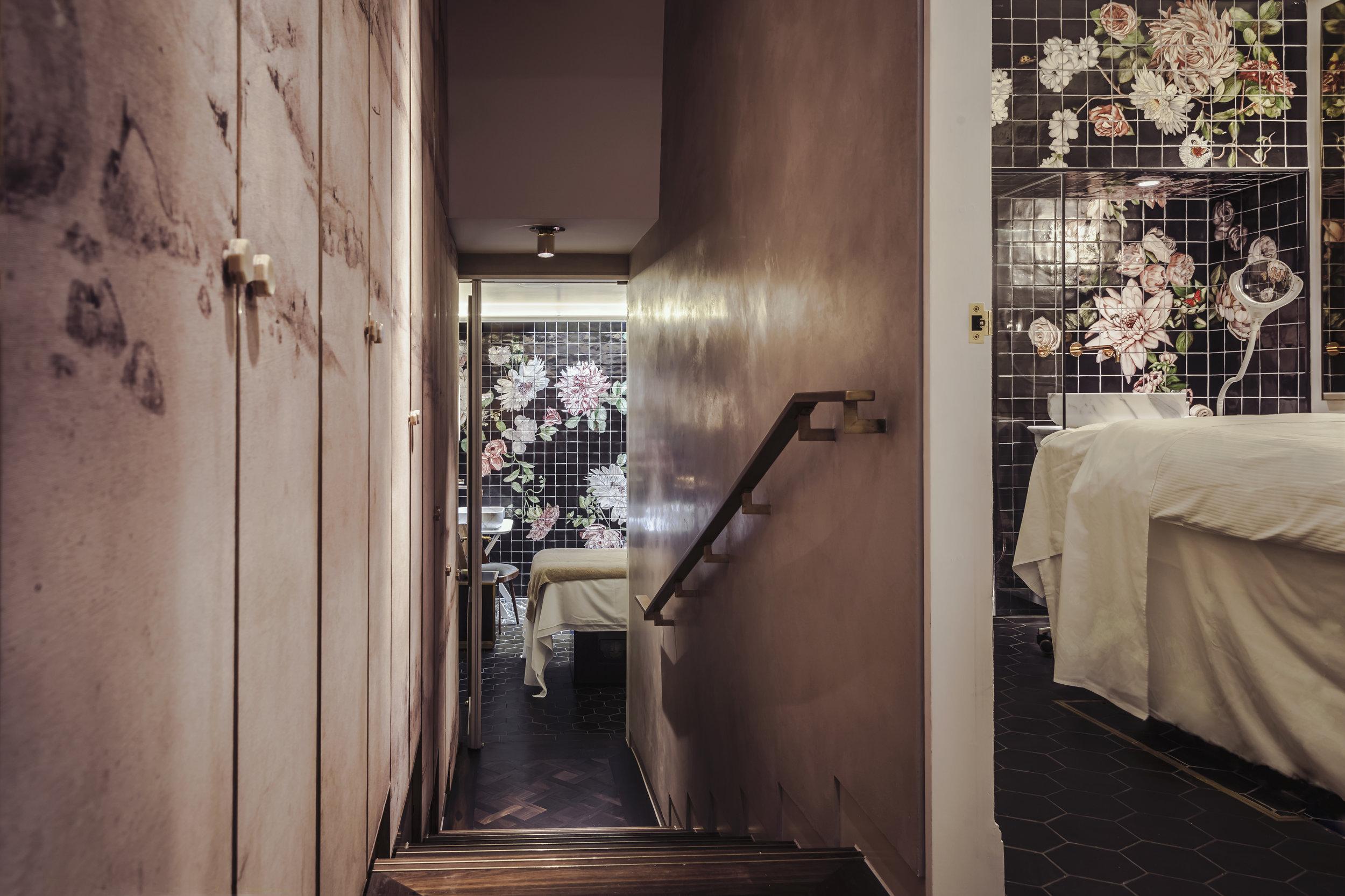 Award-winning London Spa Gazelli House on London's Walton Street