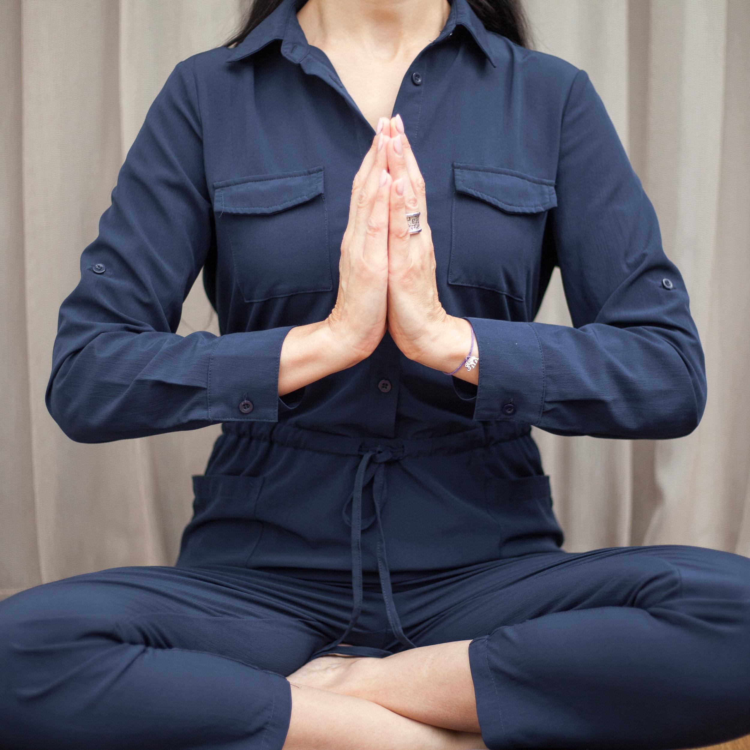 Daily Reiki meditation from Gazelli House South Kensington's reiki master Jasmin Harsono