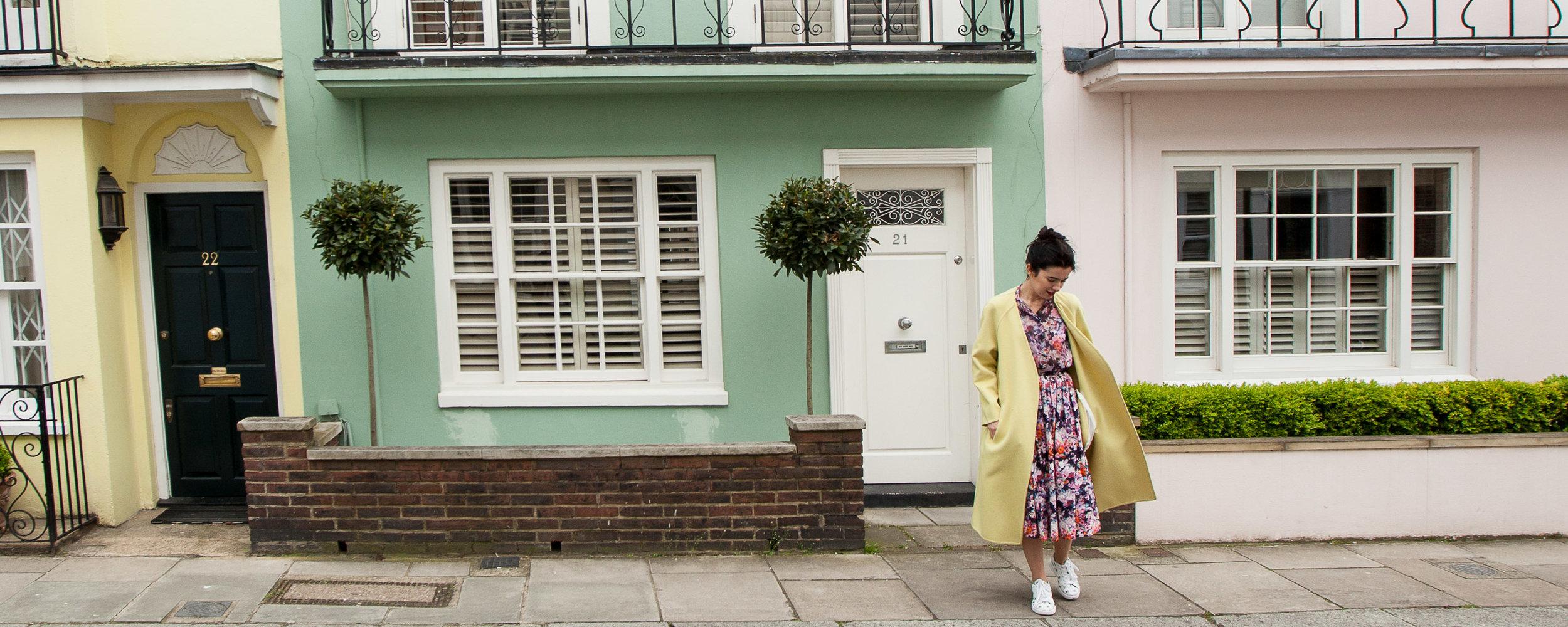 Gazelli founder Jamila Askarova in South Kensington
