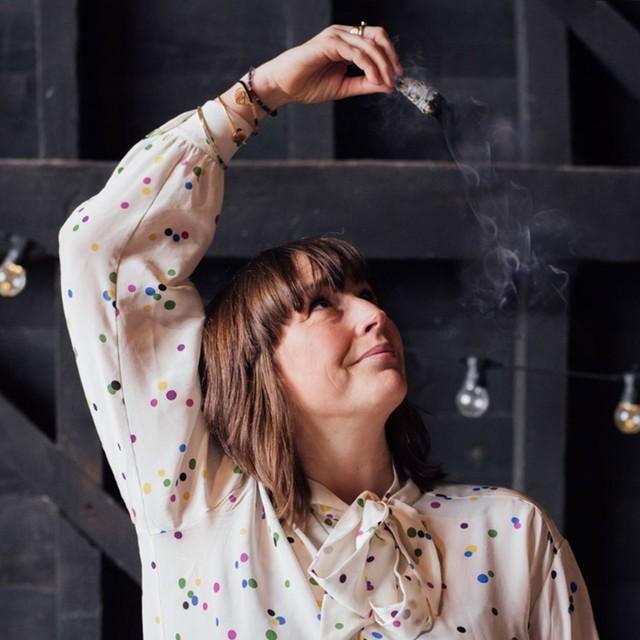 Katy Theakston, founder of The Owl & The Apothecary