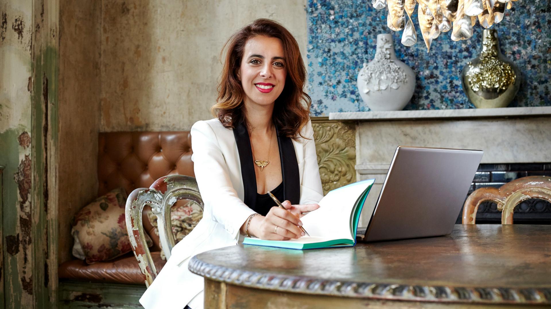 Rachida Benamar of RAMA Publishing