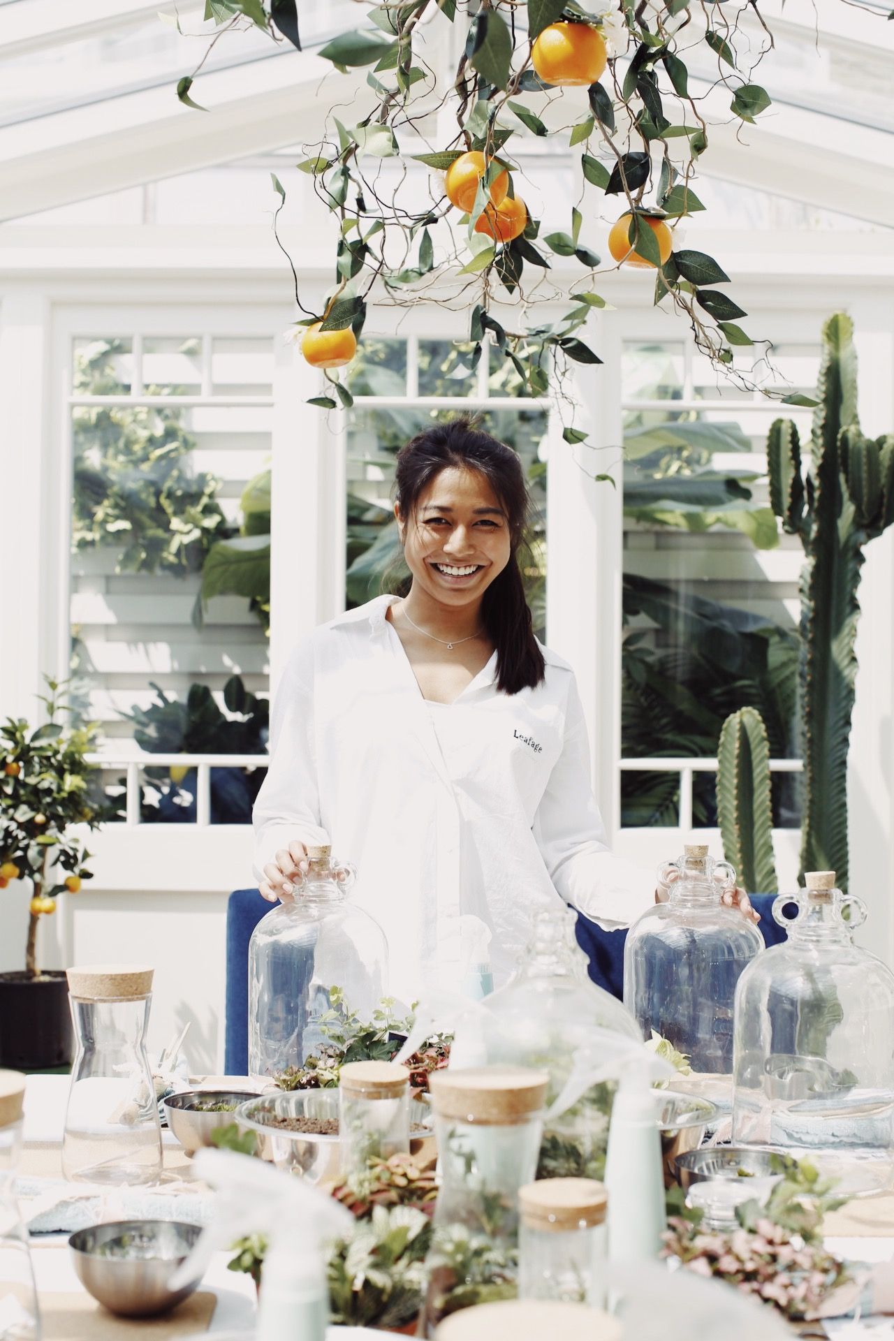 Kay Suppamas, Founder of Leafage