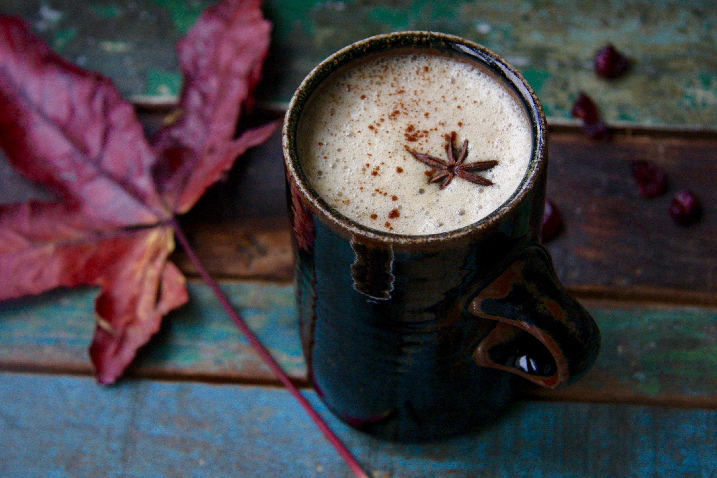 Mira Manek's homemade chai