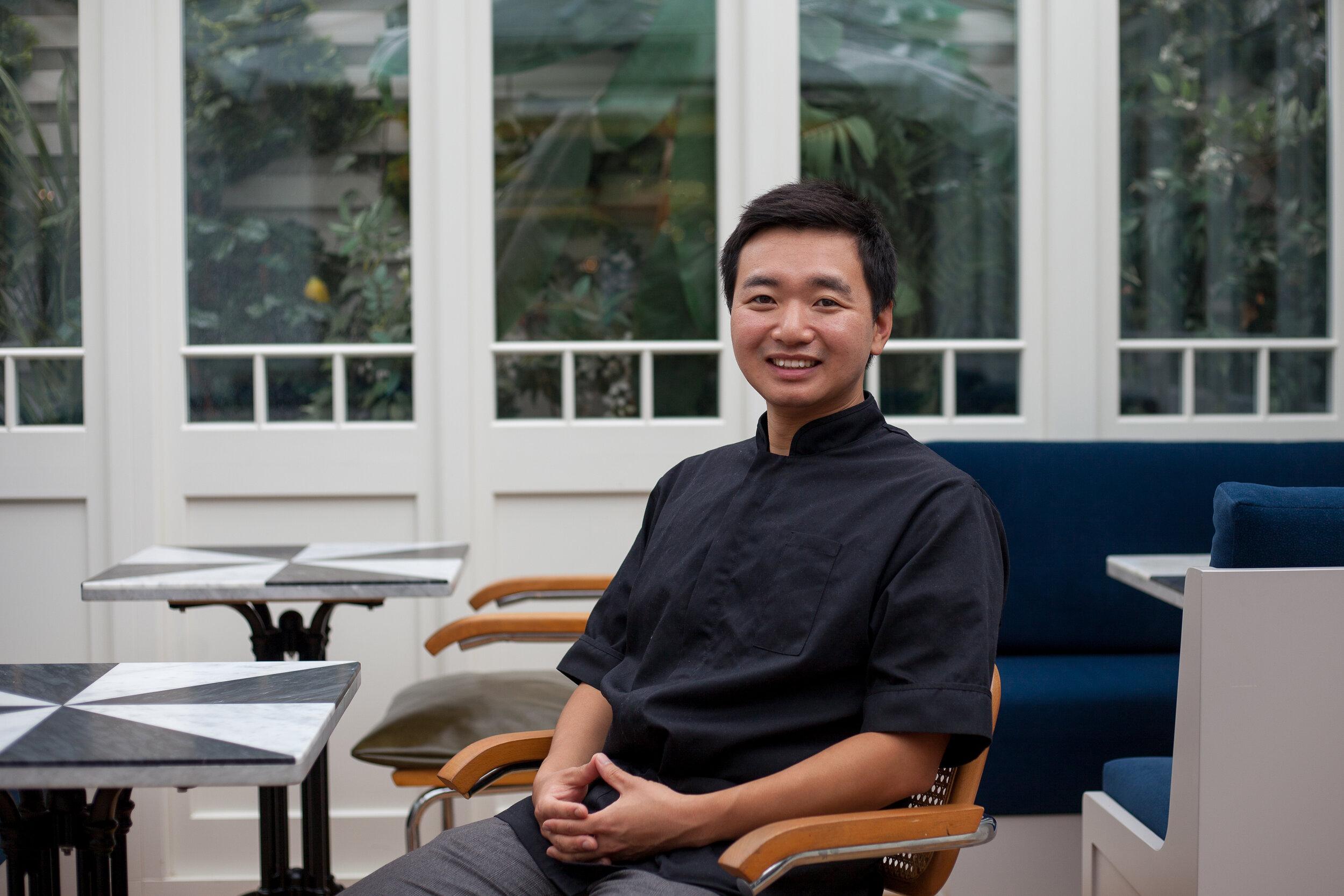 Gazelli Master of Acupuncture and Oriental Medicine Phoebus Tian