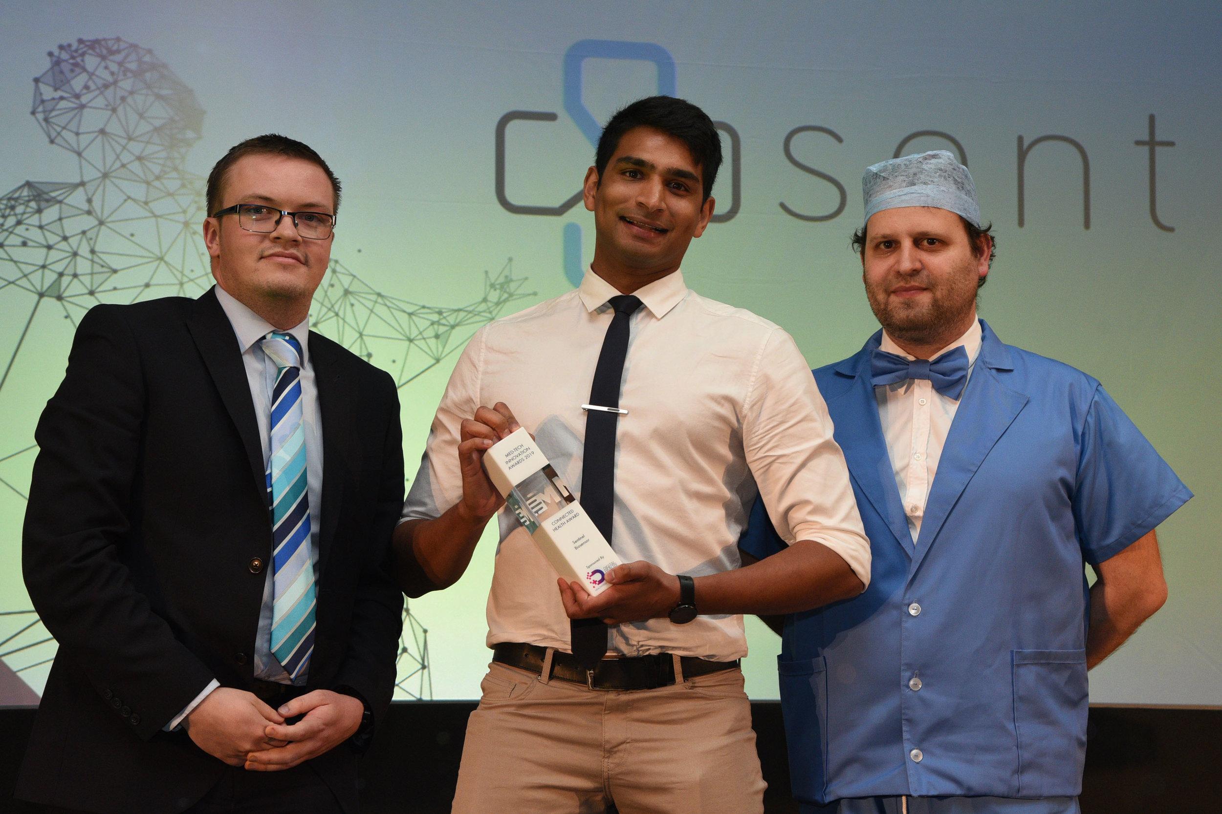 Connected Health Award winner - Sentinel Biosensor.jpg